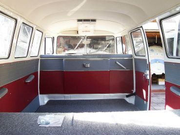 VW T1 splitscreen panels doorpanels from 55 - 67